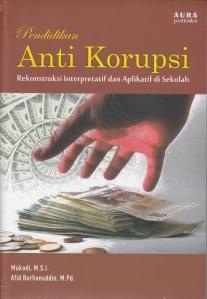 Cover buku anti korupsi