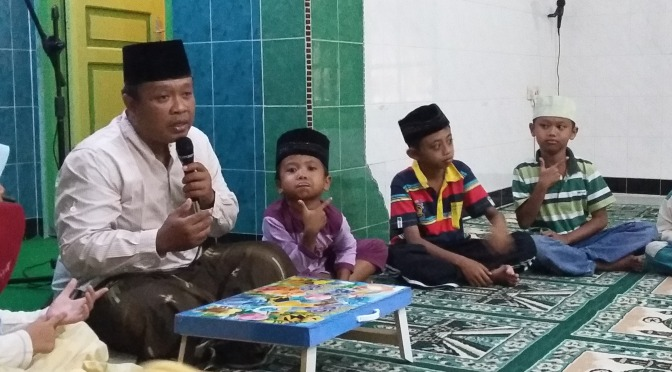 Sukses dengan 'Ibuku Ustadzahku', TPA Al Barokah Luncurkan 'Ayahku Ustadzku'